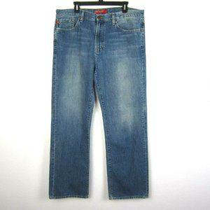 Big Star Mens Digger Loose Fit Jeans 38 x34